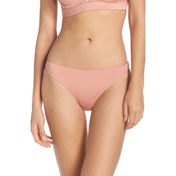 VINCE CAMUTO satin tanga - Hipster panties are equal parts comfortable and romantic in...