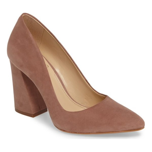 VINCE CAMUTO talise pointy toe pump - Clean lines highlight the timeless appeal of a classic pump...