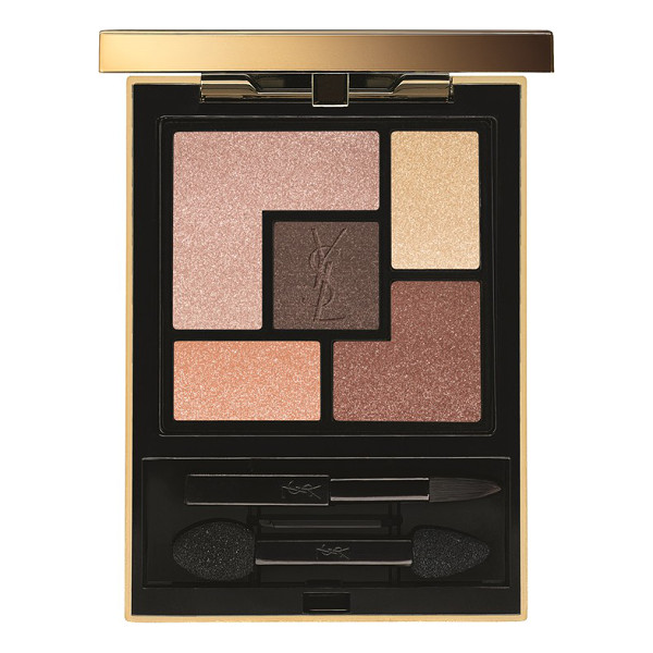 YVES SAINT LAURENT 5 color couture palette - Yves Saint Laurent 5 Color Couture Palette is filled with...