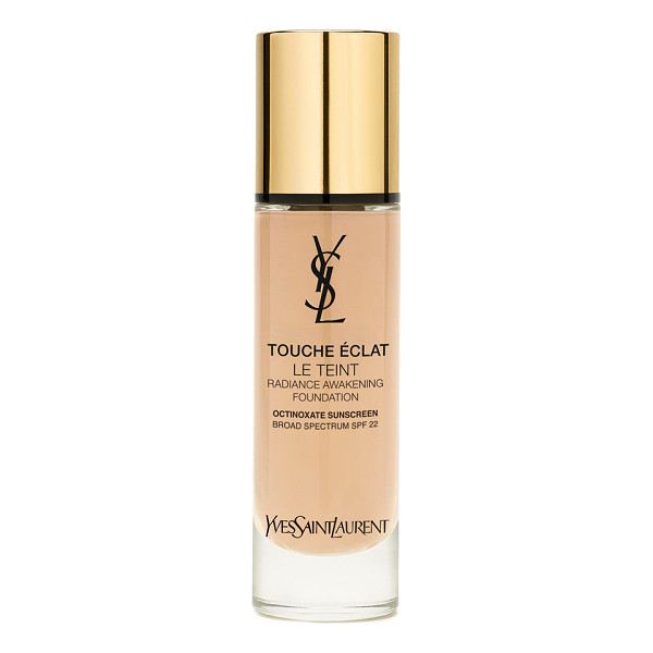 YVES SAINT LAURENT touche eclat le teint radiance awakening foundation spf 22 - What it is: The magic of Touche Eclat is now in Yves Saint
