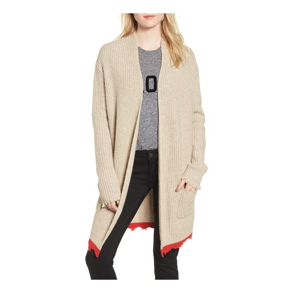 ZADIG & VOLTAIRE rita cardigan sweater - Skip the wait and get right to the broken-in feel of an old...