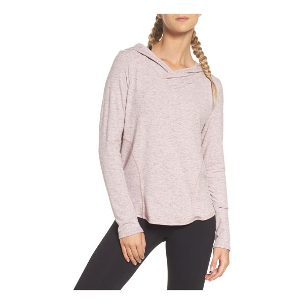 ZELLA vinyasa hoodie - Go with the flow of yoga and the rest of your busy day in...