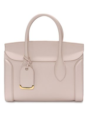 Alexander McQueen medium heroine calfskin leather shopper
