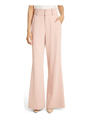 Alice + Olivia dawn flare leg pants