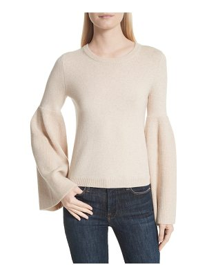 Alice + Olivia parson bell sleeve sweater