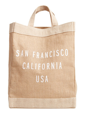 APOLIS San Francisco Simple Market Bag