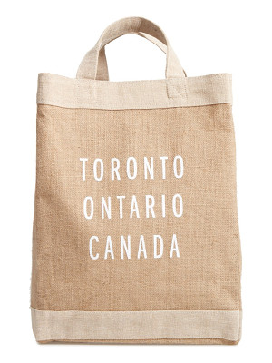 APOLIS Toronto Simple Market Bag