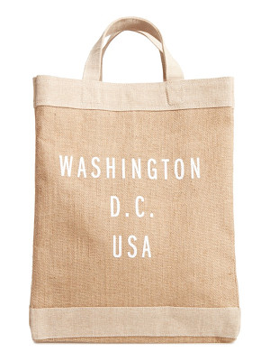 Apolis washington d.c. simple market bag