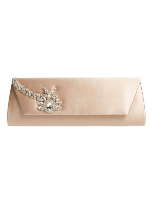 Badgley Mischka aria clutch