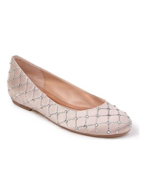 Badgley Mischka sheila flat