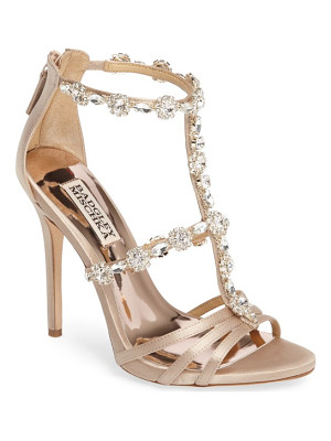 BADGLEY MISCHKA Thelma Crystal Sandal