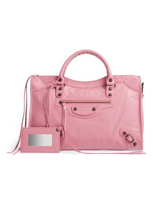 BALENCIAGA Classic City Leather Tote