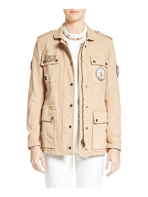BELSTAFF hoghton cotton drill jacket