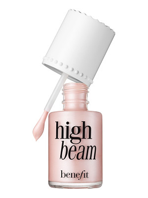 Benefit Cosmetics benefit high beam satiny pink liquid highlighter