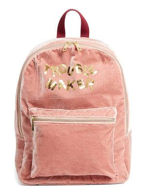 Bow & Drape trouble maker backpack