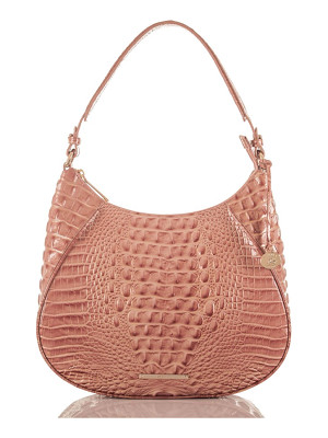 Brahmin amira leather shoulder bag
