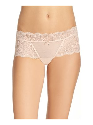 B.TEMPT'D BY WACOAL Lace Boyshorts