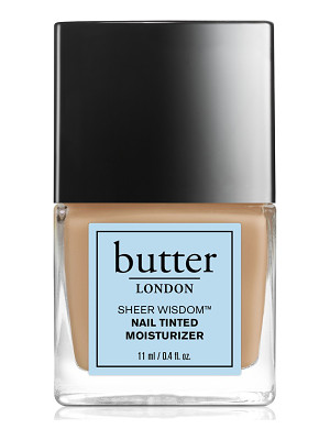 Butter London 'sheer wisdom(tm)' nail tinted moisturizer