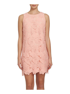 CeCe arlington lace shift dress