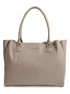 CELINE DION adagio leather tote