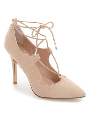 CHARLES BY CHARLES DAVID Pierogi Lace Up Pump