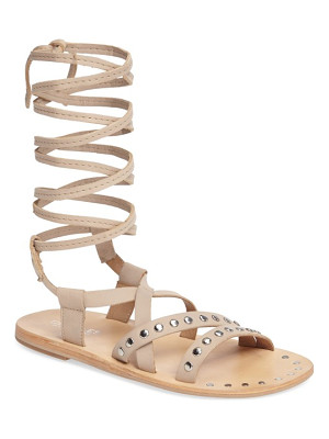 CHARLES BY CHARLES DAVID Steeler Ankle Wrap Sandal