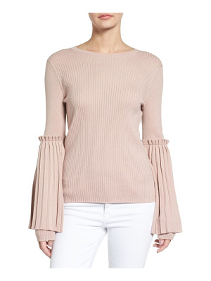 Chelsea28 bell sleeve sweater