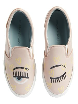 CHIARA FERRAGNI Candy Flirting Slip-On Sneaker