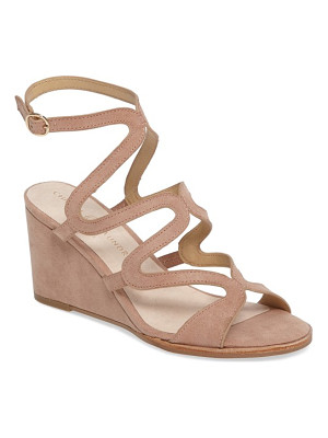 Chinese Laundry radical wedge sandal