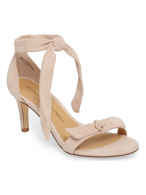 CHINESE LAUNDRY Rhonda Ankle Tie Sandal