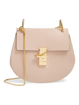CHLOE Small Drew Leather Shoulder Bag