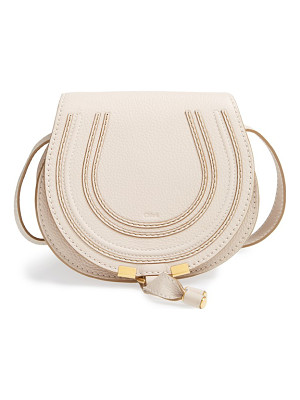 CHLOE 'Mini Marcie' Leather Crossbody Bag