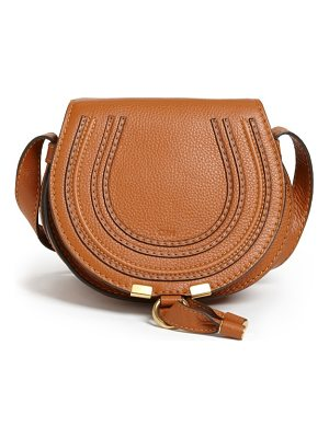 Chloe mini marcie leather crossbody bag