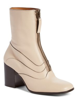 CHLOE Qacey Square Toe Boot