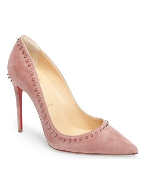 Christian Louboutin anjalina pointy toe pump