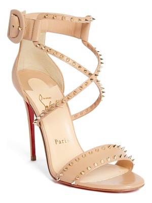 Christian Louboutin choca criss spike sandal