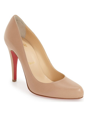 CHRISTIAN LOUBOUTIN Decollete 868 Pump