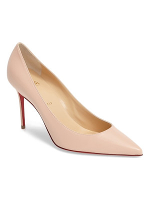 Christian Louboutin decollette pump