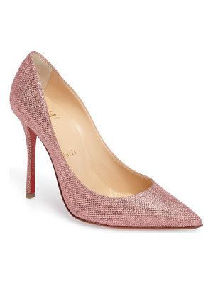 Christian Louboutin decoltish pump