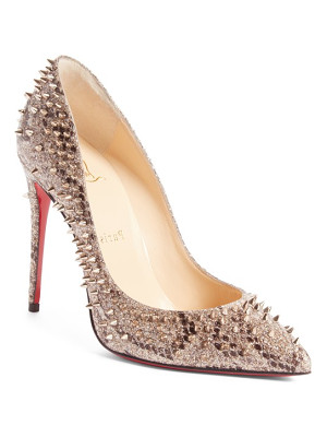 CHRISTIAN LOUBOUTIN Escarpic Spike Pump