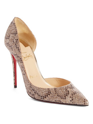 CHRISTIAN LOUBOUTIN Iriza Pointy Toe Pump