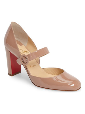CHRISTIAN LOUBOUTIN Miss Kawa Mary Jane Pump