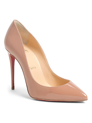 Christian Louboutin 'pigalle follies' pointy toe pump