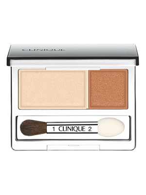 Clinique 'all about shadow' eyeshadow duo
