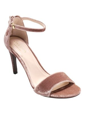 COLE HAAN Clara Grand Ankle Strap Sandal