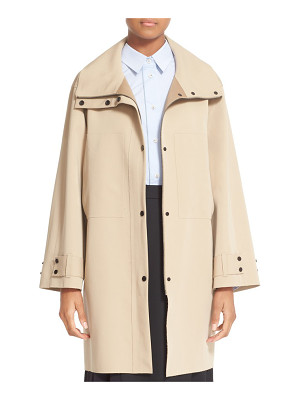 Colovos bonded wool coat