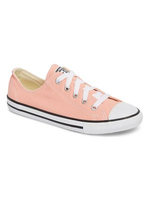 CONVERSE Chuck Taylor All Star Dainty Ox Low Top Sneaker