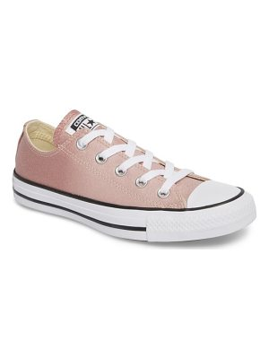 CONVERSE Chuck Taylor All Star Seasonal Metallic Ox Low Top Sneaker