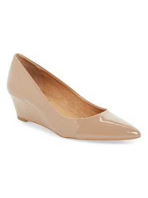 CORSO COMO Nelly Pointy Toe Wedge Pump