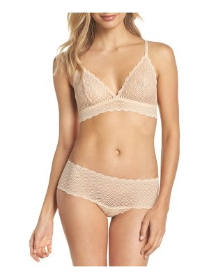 COSABELLA Sweet Treats Geo Bralette & Panty Set